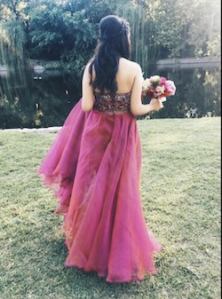 Sherri Hill Multicolor Size 2 Prom Short Height Ball gown on Queenly