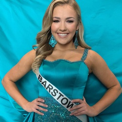 Sherri Hill Blue Size 4 Straight Dress on Queenly