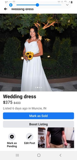 Brides By Young  White Size 22 Wedding Ball gown on Queenly