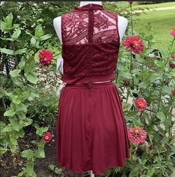 Red Size 22 Cocktail Dress on Queenly