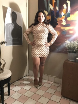 Fashion Nova Gold Size 0 Mini Sorority Formal Cocktail Dress on Queenly