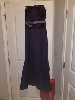 Da Vinci Purple Size 10 Ball gown on Queenly