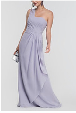 Purple Size 24 Straight Dress on Queenly