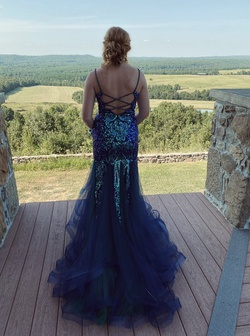 Multicolor Size 2 Mermaid Dress on Queenly