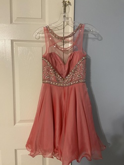 Hannah S Pink Size 2 Cocktail Dress on Queenly