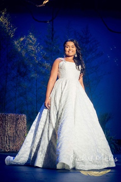 Sherri Hill White Size 10 Pageant Quinceanera Ball gown on Queenly