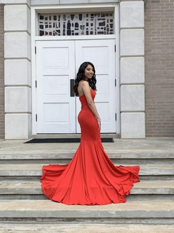 Fashion Nova Red Size 0 Mermaid Dress on Queenly