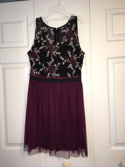Multicolor Size 14 Cocktail Dress on Queenly
