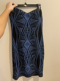 Queenly size 0 Jump Apparel Blue Cocktail evening gown/formal dress
