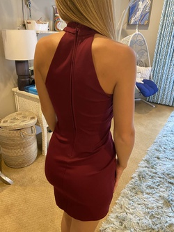 speechless Red Size 0 Sorority Formal Cocktail Dress on Queenly
