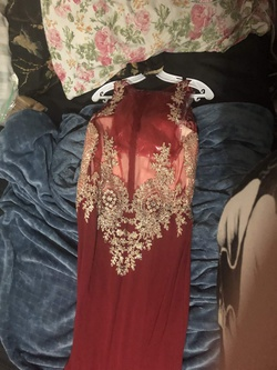Red Size 30 Cocktail Dress on Queenly