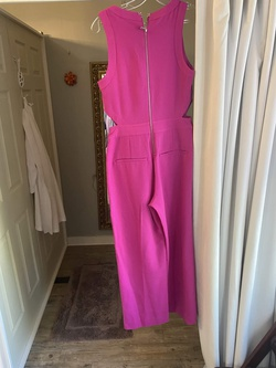 Pink Size 0 Romper/Jumpsuit Dress on Queenly