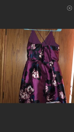 Purple Size 10 Cocktail Dress on Queenly