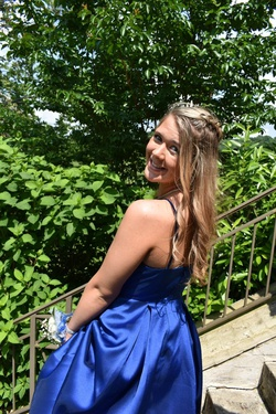 Windsor Blue Size 2 Ball gown on Queenly