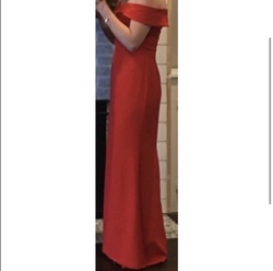 Speechless Red Size 8 Sweetheart Side Slit A-line Dress on Queenly