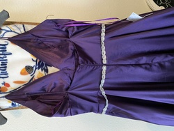 Purple Size 12 Ball gown on Queenly