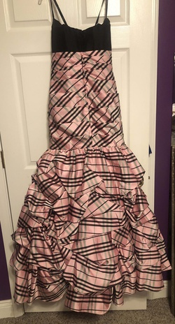 Tony Bowls Multicolor Size 6 Fun Fashion Mermaid Dress on Queenly