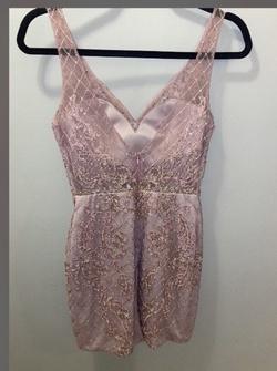 Pink Size 0 Cocktail Dress on Queenly