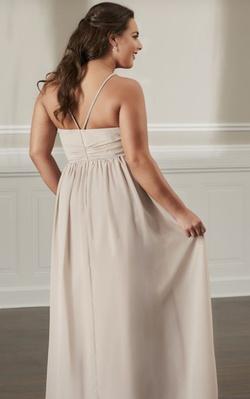 Christina Wu Black Size 18 Belt Tulle V Neck A-line Dress on Queenly