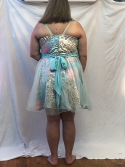 Multicolor Size 18 A-line Dress on Queenly