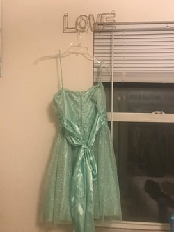Green Size 12 Cocktail Dress on Queenly
