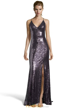 Style 60822 Alyce Paris Black Size 4 Jewelled Corset Tall Height Side slit Dress on Queenly
