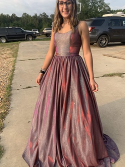 Queenly size 2 Jovani Multicolor Ball gown evening gown/formal dress