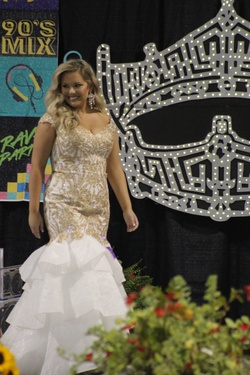 Sherri Hill Gold Size 14 Mermaid Dress on Queenly