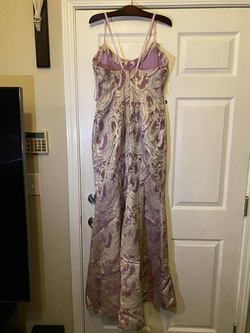 Multicolor Size 8 Mermaid Dress on Queenly