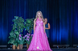 Sherri Hill Pink Size 2 Train Dress on Queenly