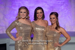 Laine Berry Custom Gold Size 2 Pageant Straight Dress on Queenly