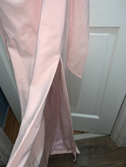 Likely Pink Size 4 Side slit Dress on Queenly
