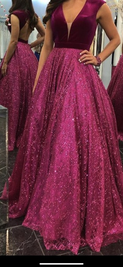 Panoply- ISO this dress!! Purple Size 4 Tall Height Ball gown on Queenly