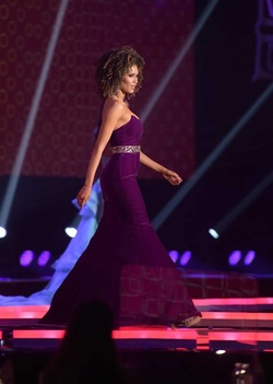 Sherri Hill Purple Size 00 Pageant Belt Prom Mermaid Dress on Queenly