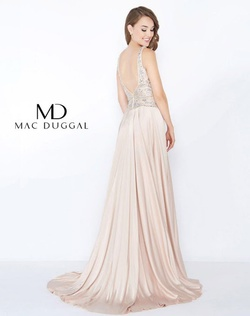 Style wardrobe-1607106253637 Mac Duggal Silver Size 2 Overskirt Prom Romper/Jumpsuit Dress on Queenly
