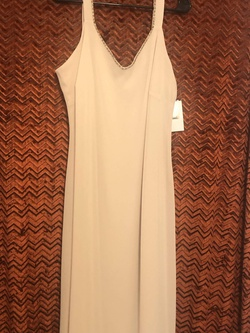 R&M Richards Gold Size 18 Straight Dress on Queenly