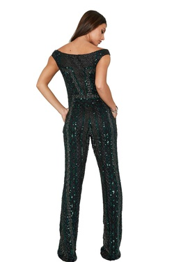 Style 373 Aleta Multicolor Size 4 Pageant Fun Fashion Romper/Jumpsuit Dress on Queenly