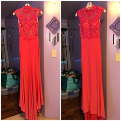 Tony Bowls Pink Size 2 Straight Dress on Queenly