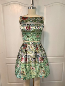 Multicolor Size 0 Cocktail Dress on Queenly