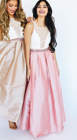 Style D16511 Pink Size 2 A-line Dress on Queenly