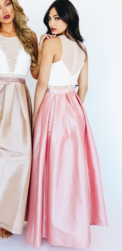 Style D16511 Pink Size 6 A-line Dress on Queenly