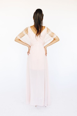 Style D16861 Pink Size 6 Side slit Dress on Queenly