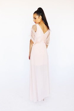 Style D16861 Pink Size 10 Side slit Dress on Queenly