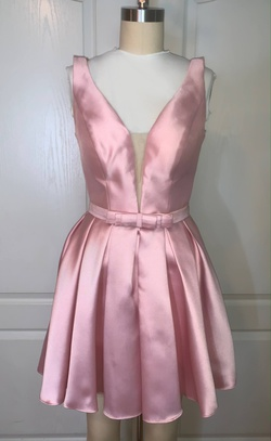 Pink Size 00 Cocktail Dress on Queenly