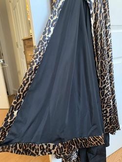 Sherri Hill Multicolor Size 6 Prom Belt Train Dress on Queenly