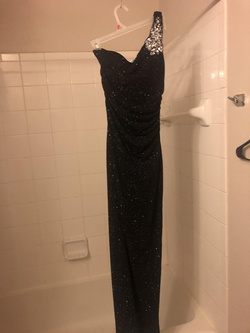 Emerald Sundae Black Size 6 Prom Straight Dress on Queenly