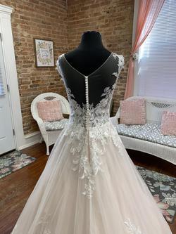 Martin Thornburg Pink Size 12 A-line Dress on Queenly