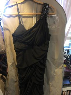 Queenly size 14 City Triangles Black Cocktail evening gown/formal dress