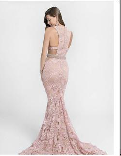 Terani Couture Pink Size 0 Straight Dress on Queenly