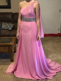 Tony Bowls Pink Size 6 Pageant Straight Dress on Queenly